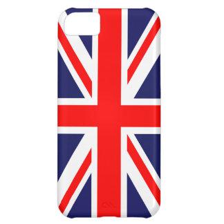 Union Jack - bandera BRITÁNICA Carcasa Para iPhone 5C