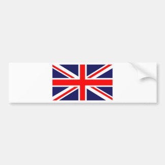 Union Jack - bandera BRITÁNICA Pegatina Para Auto