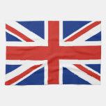 Union Jack - bandera de Gran Bretaña Toalla