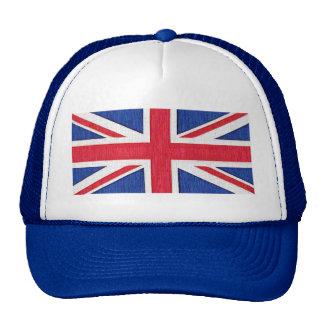 Union Jack - bandera del Reino Unido Gorro De Camionero