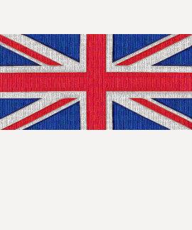 Union Jack - bandera del Reino Unido Playera