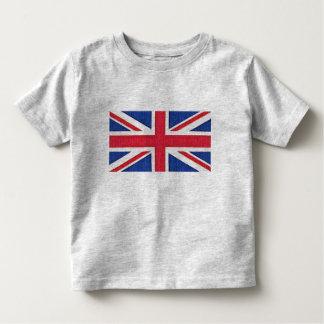 Union Jack - bandera del Reino Unido Playera De Niño