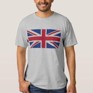 Union Jack - bandera del Reino Unido Poleras