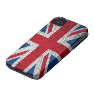 Union Jack Blackberry funda