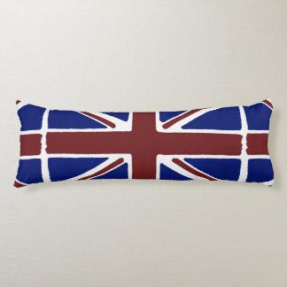 Union Jack body pillows. Body Pillow