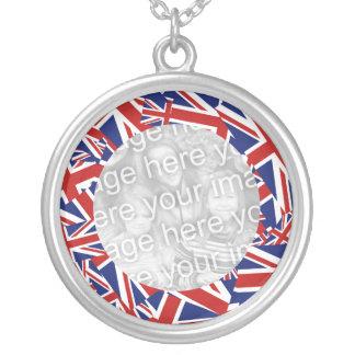Union Jack Border Template Custom Jewelry