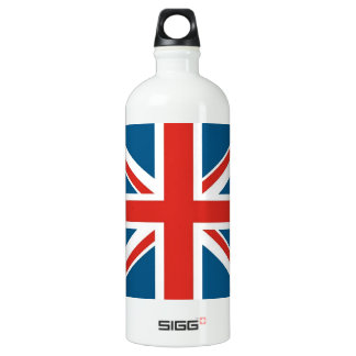 Union Jack Bottle
