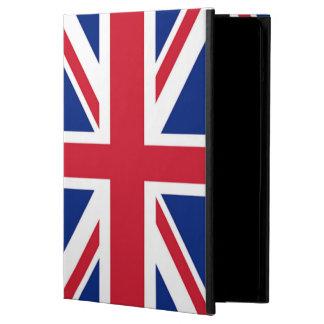 Union Jack británico de la bandera de la moda