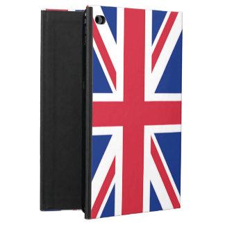 Union Jack británico de la bandera de la moda de