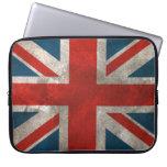 Union Jack británico Funda Ordendadores
