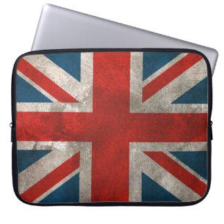 Union Jack británico Fundas Ordendadores