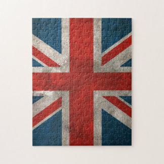 Union Jack británico Puzzles Con Fotos
