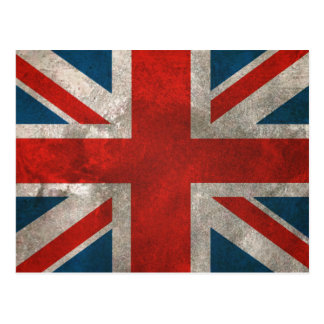 Union Jack británico Tarjetas Postales