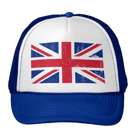 Union Jack British Flag Hat