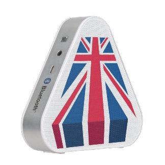 Union Jack, British flag in 3D Bluetooth Speaker