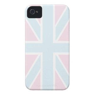 Union Jack British Flag iPhone 4 Case-Mate ID