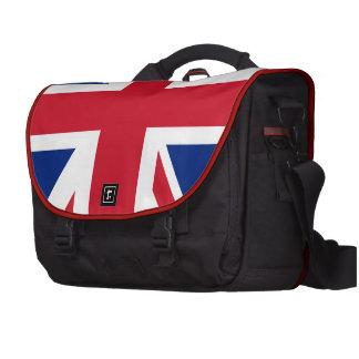 Union Jack British Flag Bag For Laptop