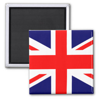 Union Jack British Flag Magnet