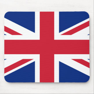 Union Jack ~ British Flag Mouse Pad
