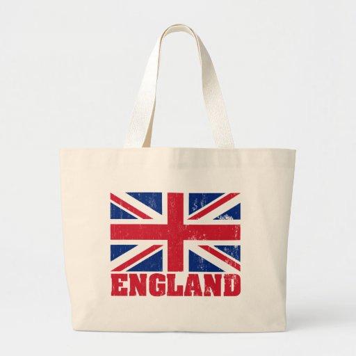Union Jack British Flag Tote Bag