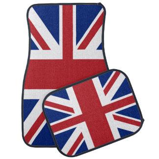 Union Jack British Flag Floor Mat