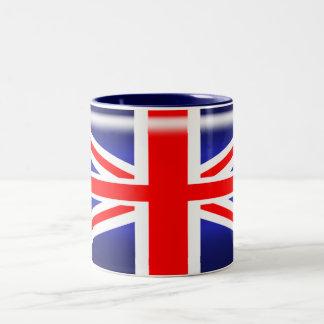 Union Jack Brittish Flag Mug