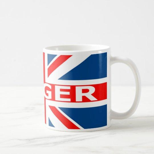 Union Jack bugger Coffee Mug