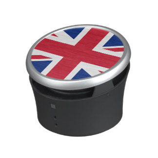 Union Jack Bumpster Speaker