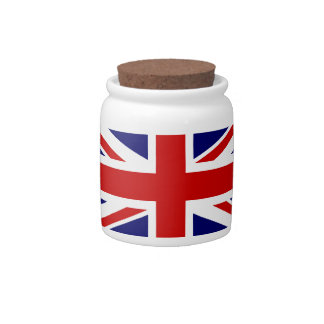 Union Jack Candy Dishes
