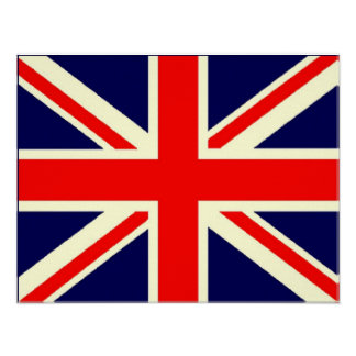 Union Jack Canvas Poster