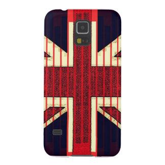 Union Jack Carcasas De Galaxy S5