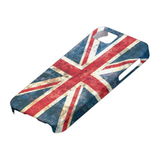 Union Jack Case-Mate Barely There™ for iPhone 5 iPhone SE/5/5s Case
