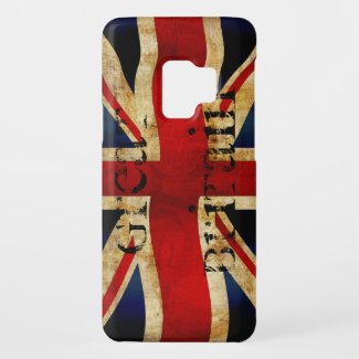 Union Jack... Case-Mate Samsung Galaxy S9 Case