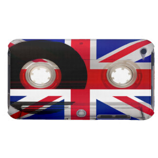 Union Jack Cassette Barely There iPod Case