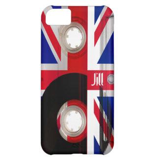 Union Jack Cassette iPhone 5C Cases