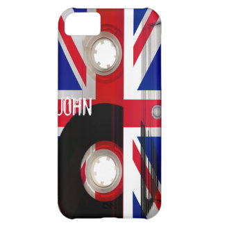 Union Jack Cassette iPhone 5C Covers