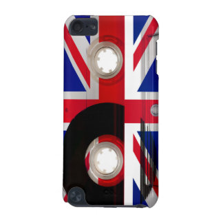 Union Jack Cassette Ipod Touch Speck Case iPod Touch (5th Generation) Cases
