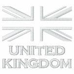 Union Jack Chaqueta Bordada De Entrenamiento