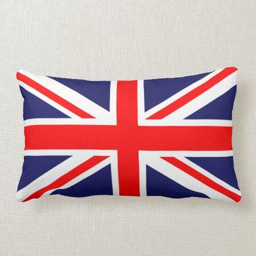 Union Jack clásico Almohada