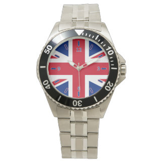 Union Jack Classic Stainless Steel Watch