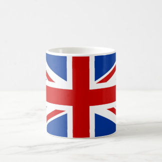Union Jack Classic White Coffee Mug