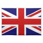 Union Jack Cloth Place Mat