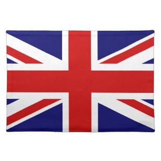 Union Jack Cloth Placemat