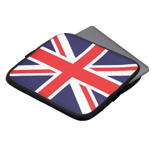 Union Jack Computer Sleeves