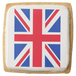 Union Jack Cookie Biscuits