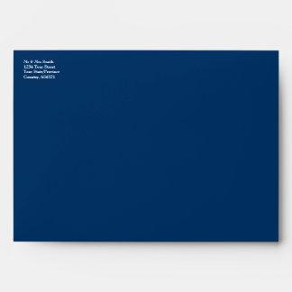 Union Jack - Crinkled Envelope