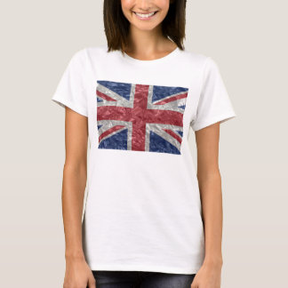Union Jack - Crinkled T-Shirt