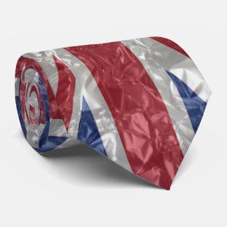 Union Jack - Crinkled Tie