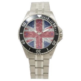 Union Jack - Crinkled Watch