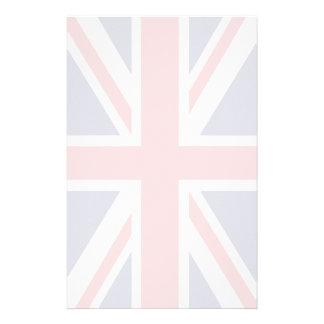 Union Jack Custom Stationery